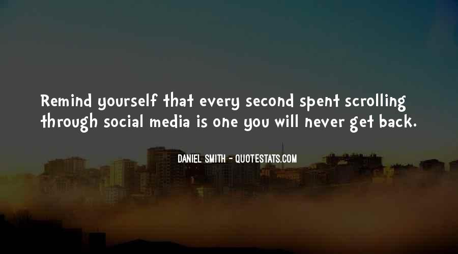 Best Social Media Sayings #22732