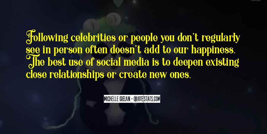 Best Social Media Sayings #320717