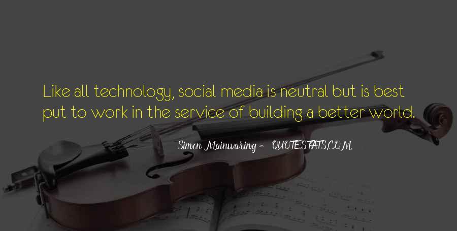 Best Social Media Sayings #49385