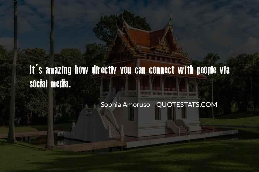 Best Social Media Sayings #61328