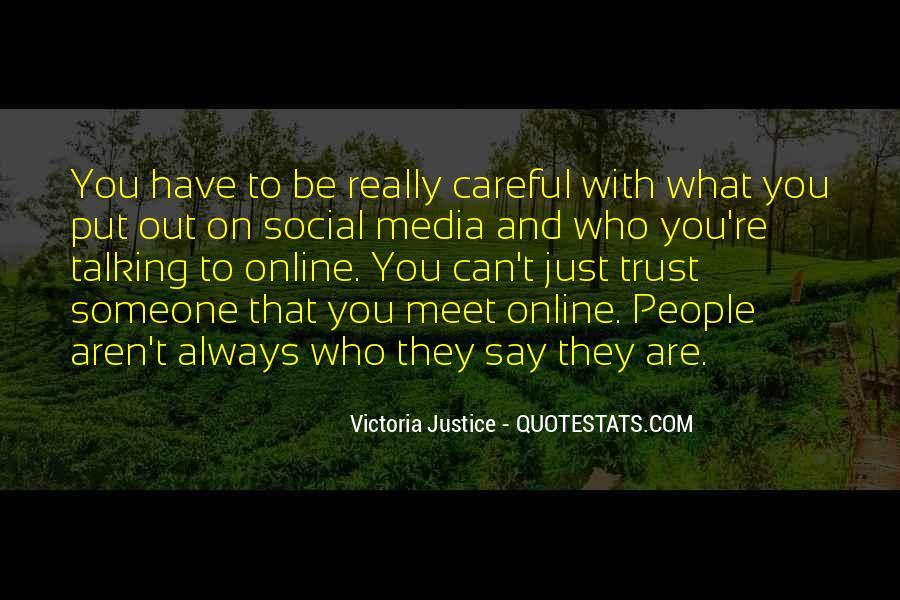 Best Social Media Sayings #61859