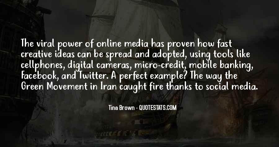 Best Social Media Sayings #82722