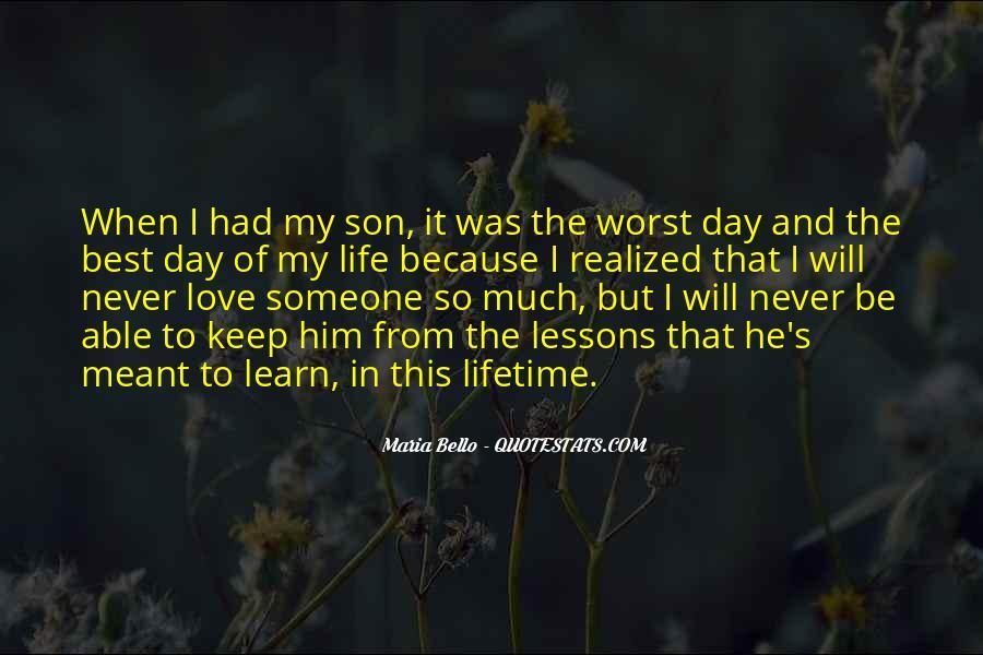 Best Son Sayings #1557159