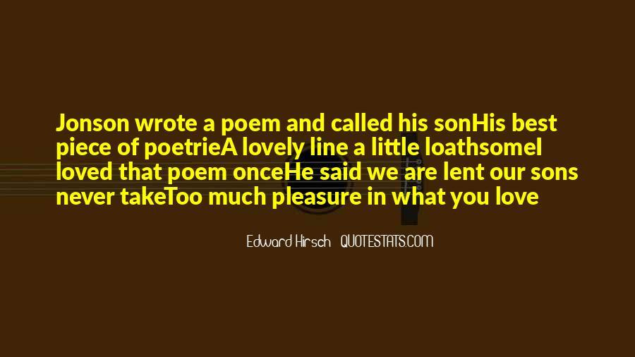 Best Son Sayings #206269