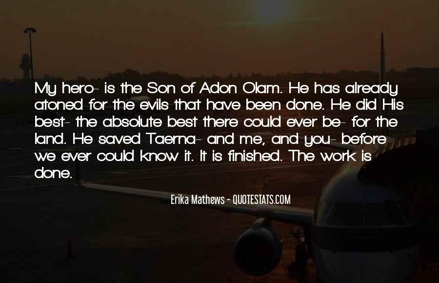 Best Son Sayings #670312