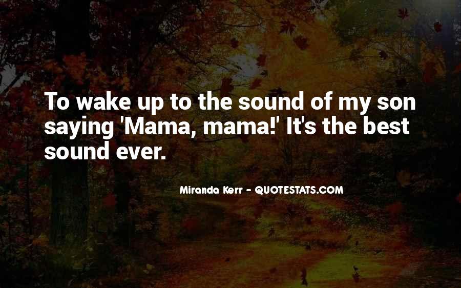 Best Son Sayings #811500