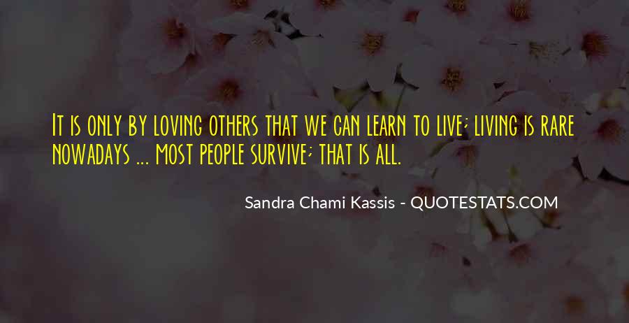 Survive Quotes And Sayings #674159