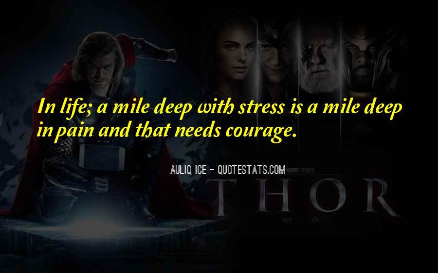 Stress Motivational Sayings #1357911