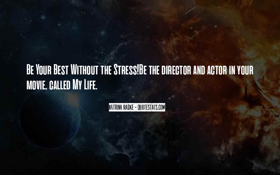 Stress Motivational Sayings #1496908