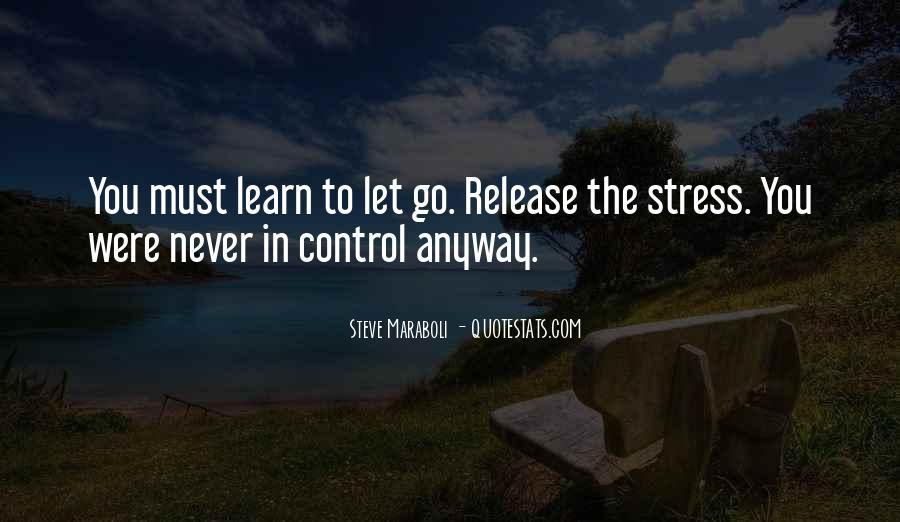 Stress Motivational Sayings #805894