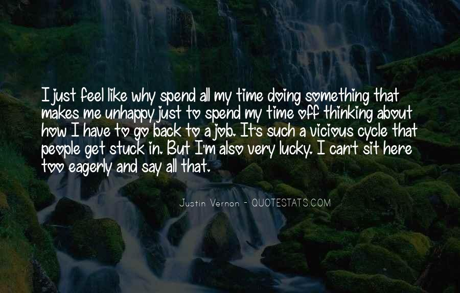 Stuck Like A Sayings #249719
