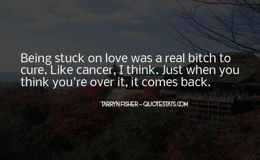 Stuck Like A Sayings #517177