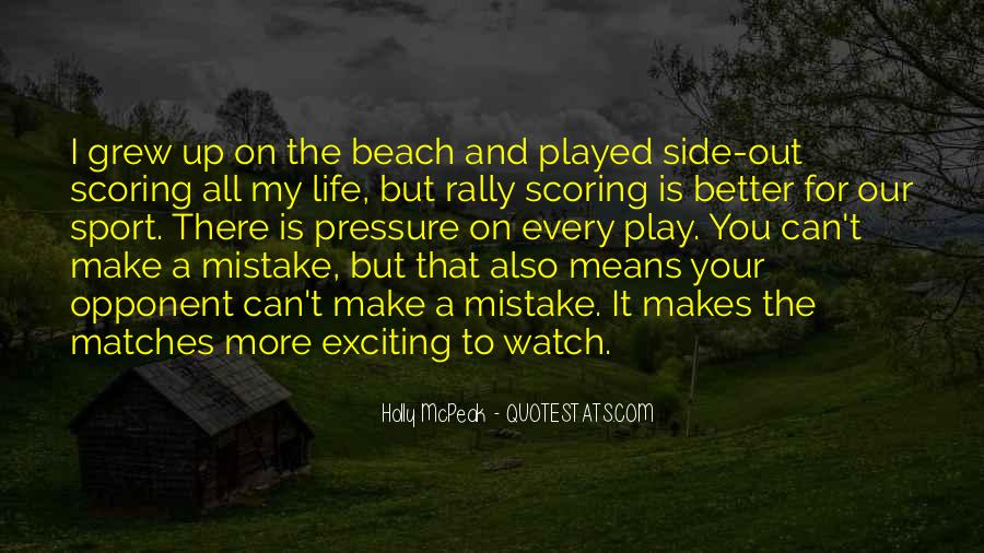 Beach Side Sayings #1860520