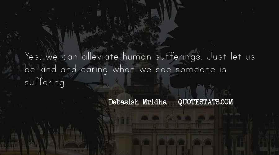 Suffering Quotes And Sayings #1081154