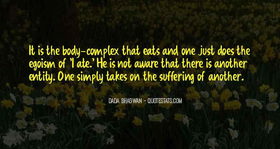 Suffering Quotes And Sayings #108943