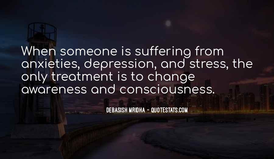 Suffering Quotes And Sayings #1164026