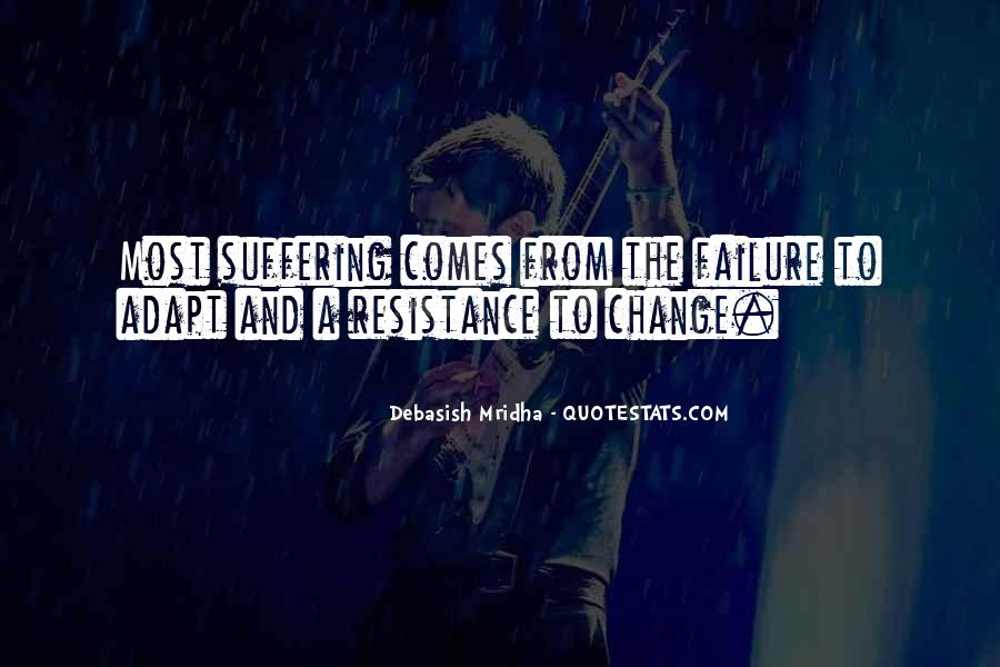 Suffering Quotes And Sayings #200754