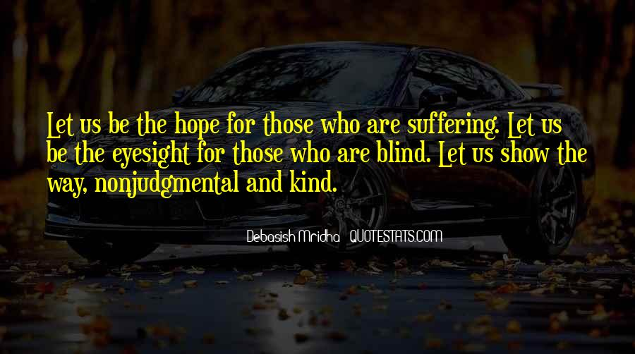 Suffering Quotes And Sayings #53687