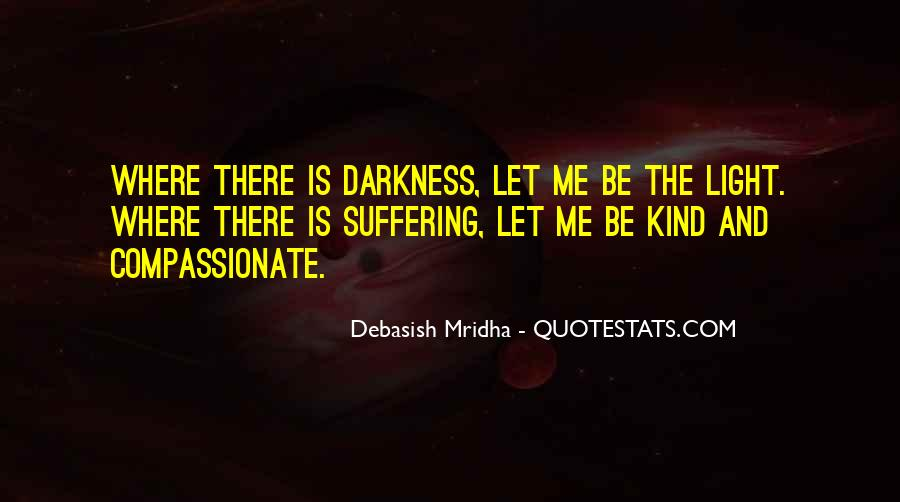Suffering Quotes And Sayings #774329