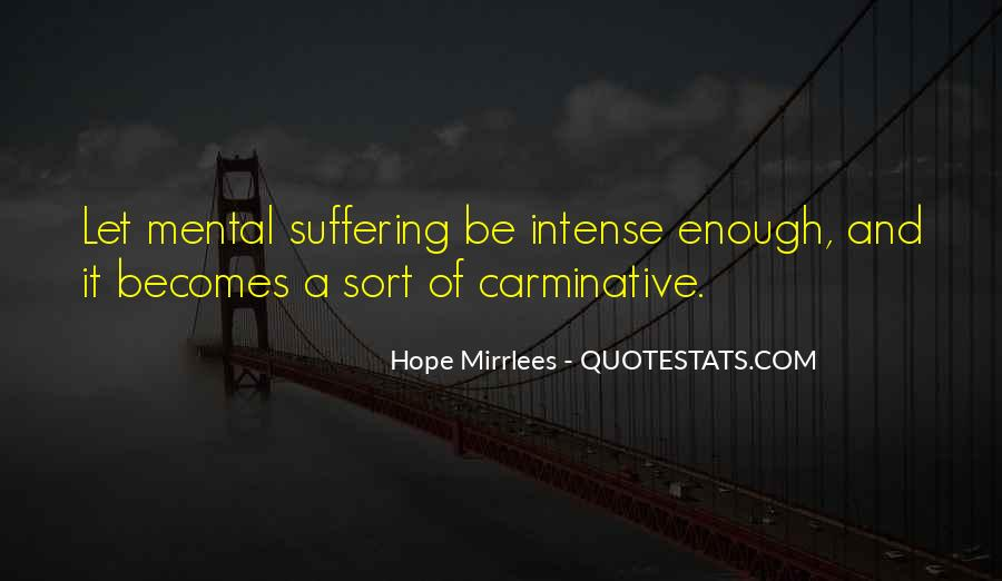 Suffering Quotes And Sayings #887461