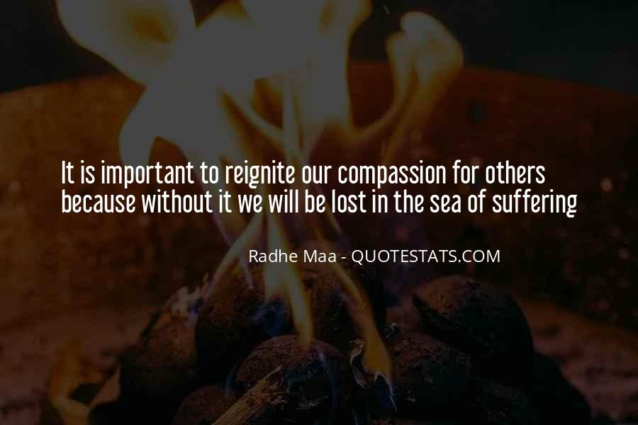 Suffering Quotes And Sayings #9804