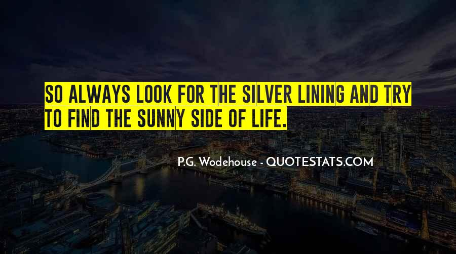 Sunny Side Up Sayings #1868739