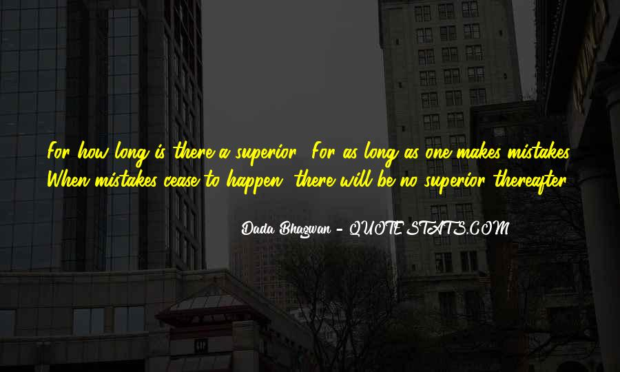 Superior Quotes And Sayings #1591265