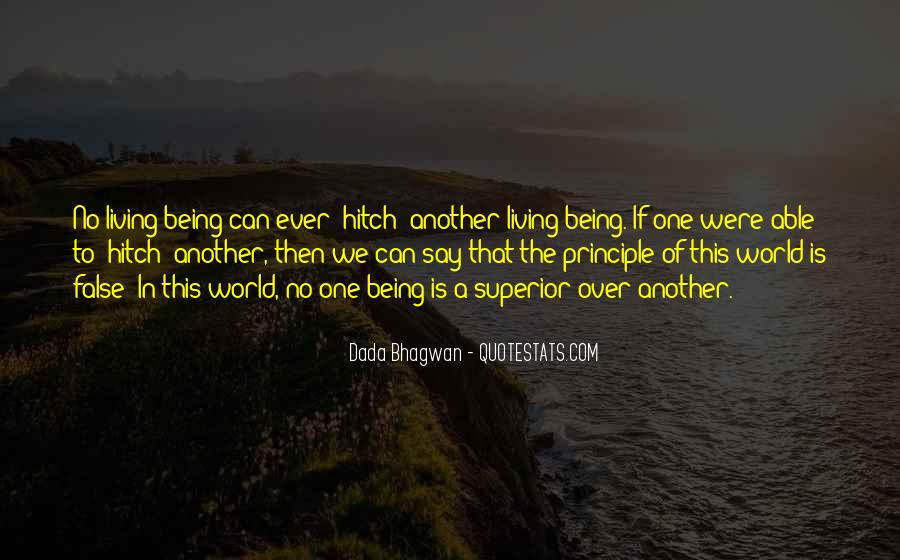 Superior Quotes And Sayings #829061