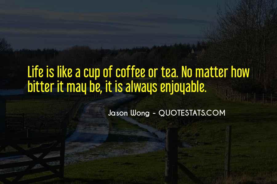 Cute Tea Sayings #615523