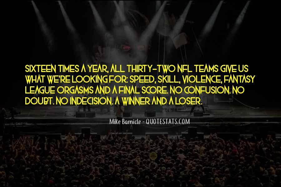 Nfl Teams Sayings #109717