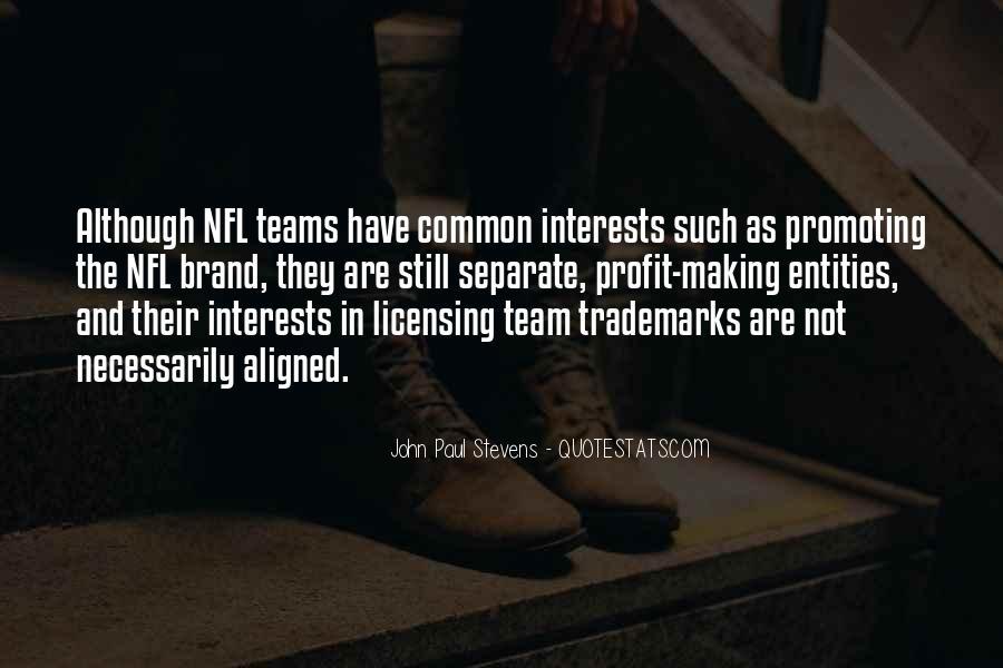 Nfl Teams Sayings #898336