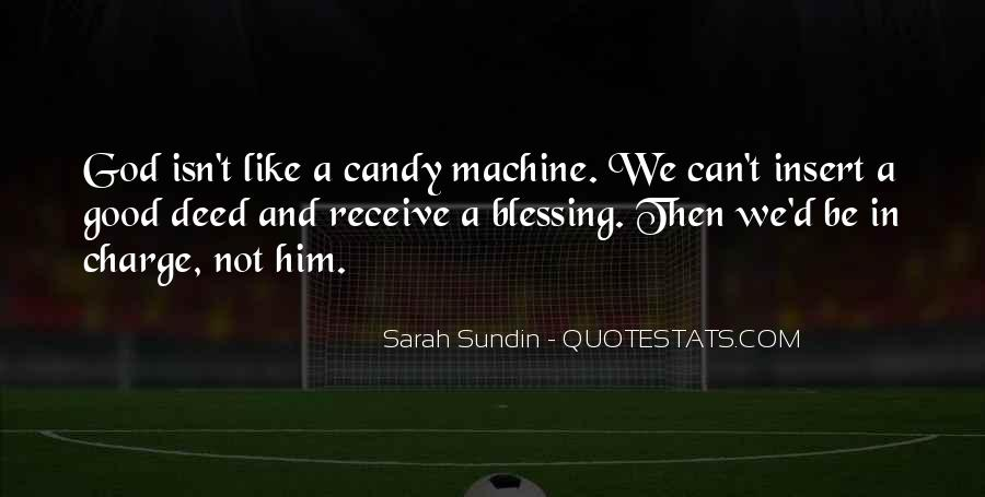 Candy And Their Sayings #108516