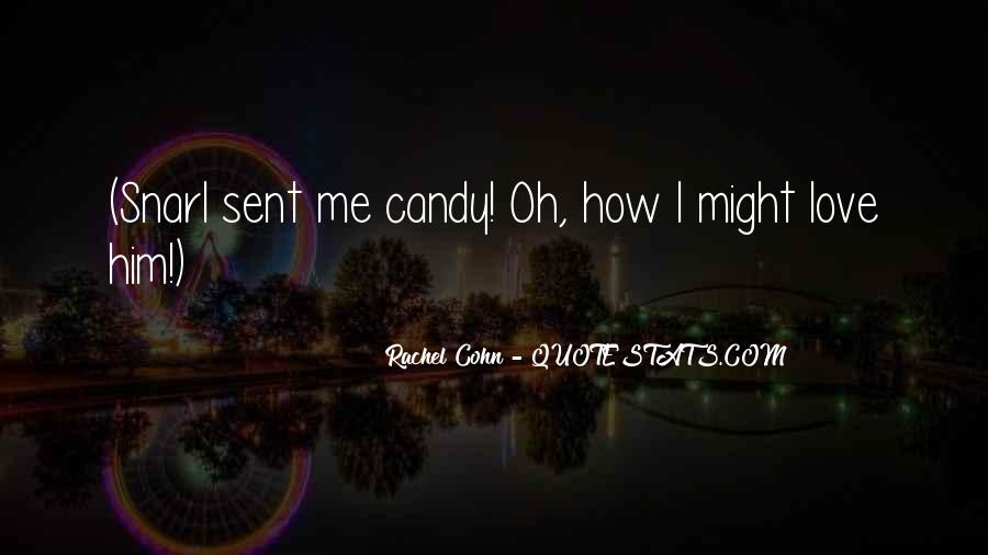 Candy And Their Sayings #132480