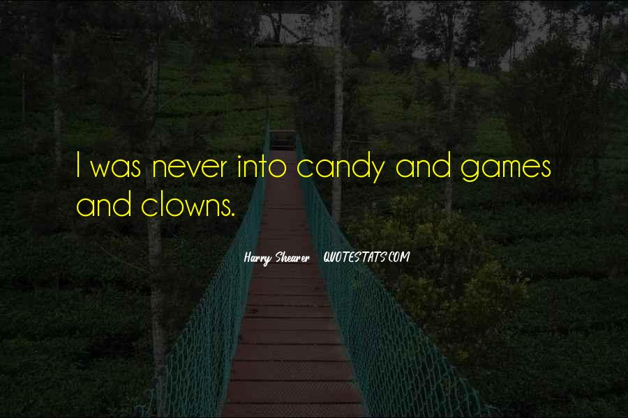 Candy And Their Sayings #47801