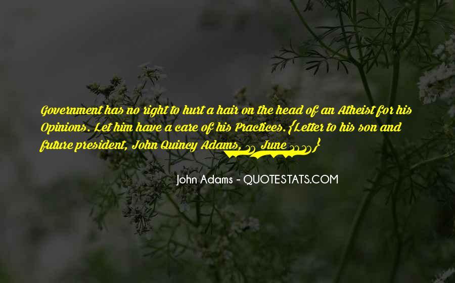President John Adams Sayings #1616316
