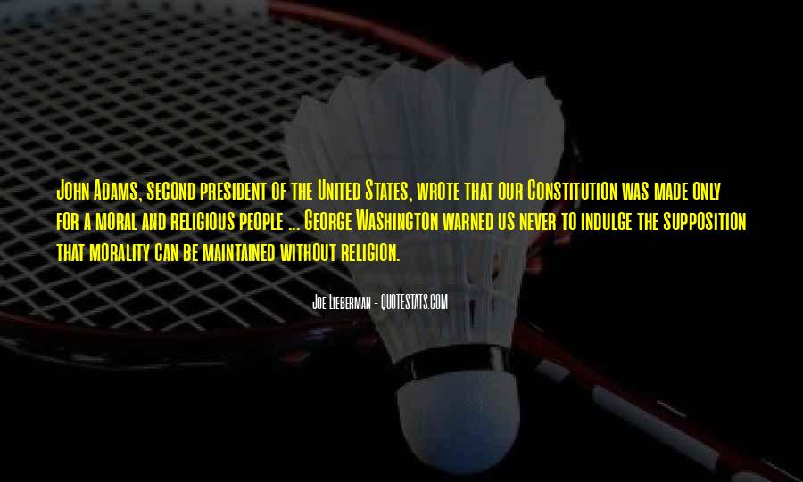President John Adams Sayings #1803822