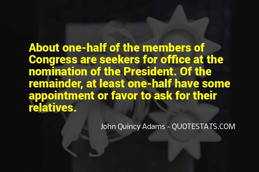 President John Adams Sayings #1809298