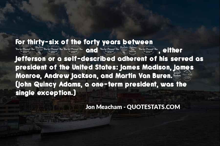 President John Adams Sayings #1852403