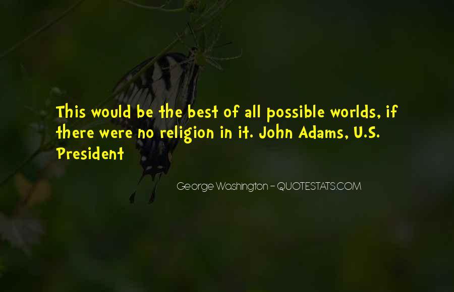 President John Adams Sayings #248602