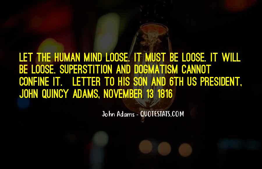 President John Adams Sayings #494404