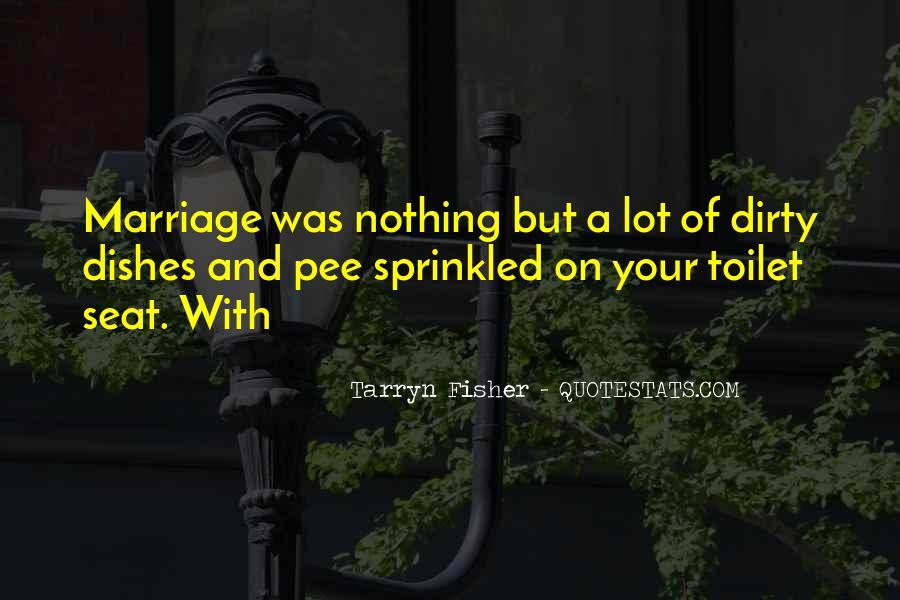 Dirty Toilet Sayings #1214895