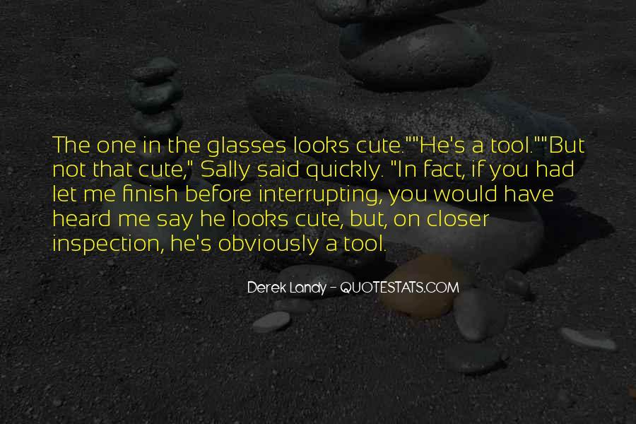 Cute Tool Sayings #1552500