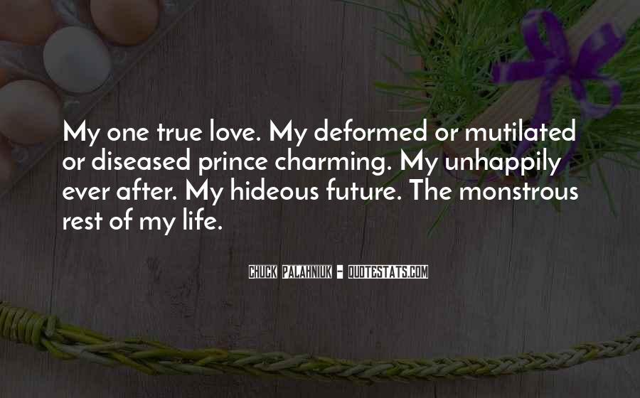 My True Love Sayings #12722