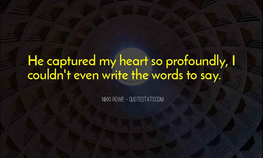 My True Love Sayings #192101