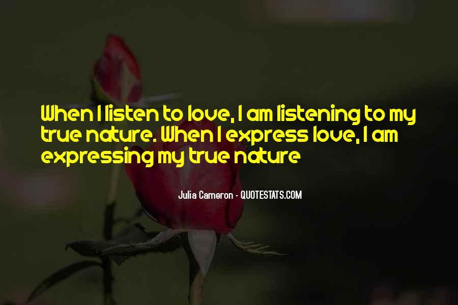 My True Love Sayings #72633
