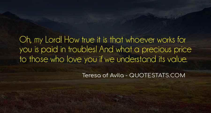 My True Love Sayings #99083