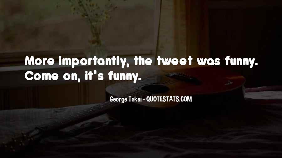 Funny Tweet Sayings #1016478