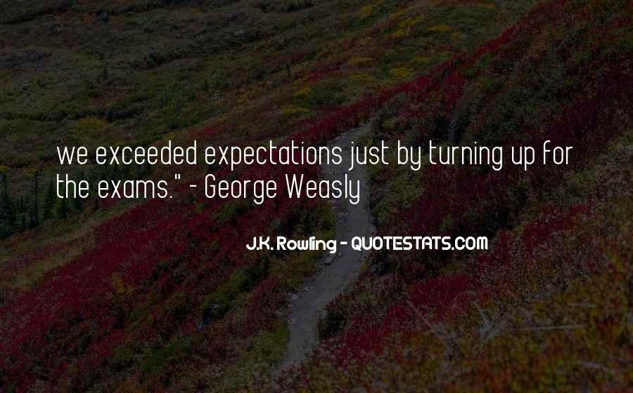 Quotes About Exams #1237040