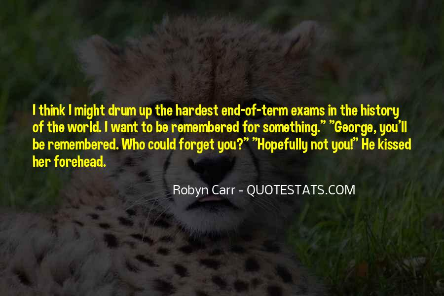 Quotes About Exams #1261131