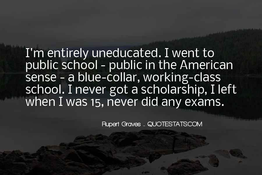Quotes About Exams #1278012
